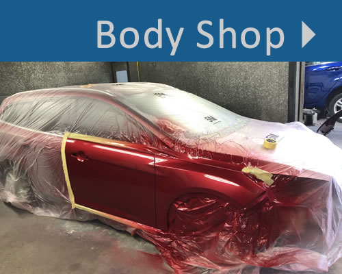 Body Shop and Car Repairs in Chipping Campden near Evesham, Banbury and Checlenham in Gloucestershire